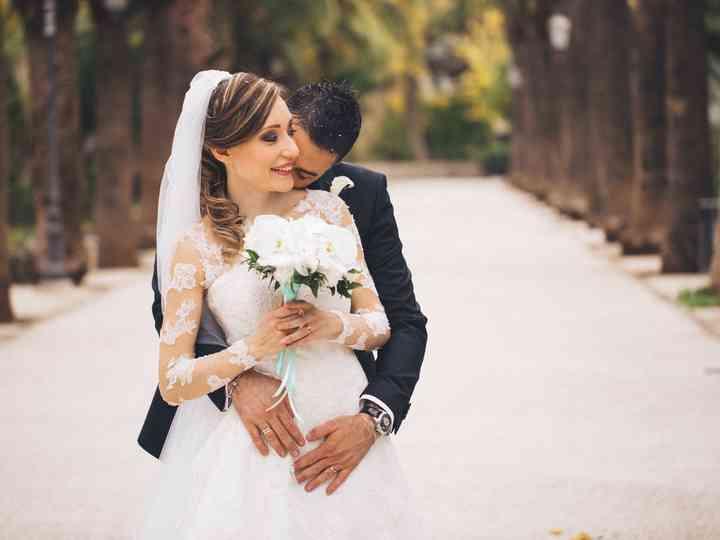 Le nozze di Adriana e Mario