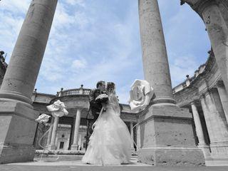 Le nozze di Sharon e Leonardo