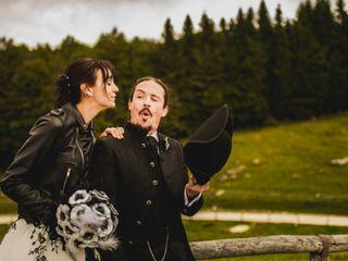 Le nozze di Giorgia e Danir