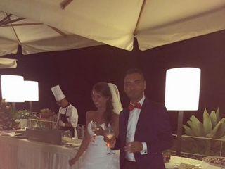Le nozze di Sonia Minisi  e Vito Cavallo 2