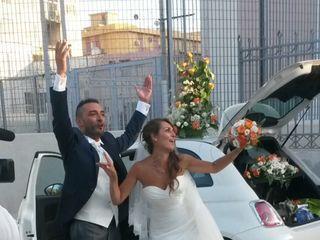 Le nozze di Sonia Minisi  e Vito Cavallo 3