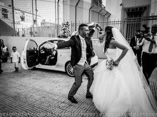 Le nozze di Sonia Minisi  e Vito Cavallo