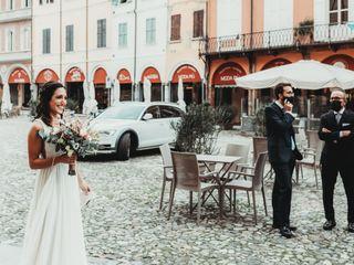 Le nozze di Luca e Christina 1