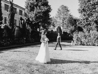 Le nozze di Julia e Francesco