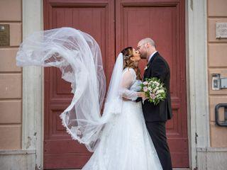 Le nozze di Antonello e Valentina