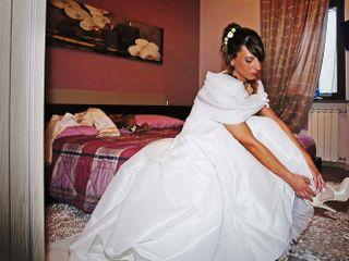 Le nozze di Erica e Simone 1
