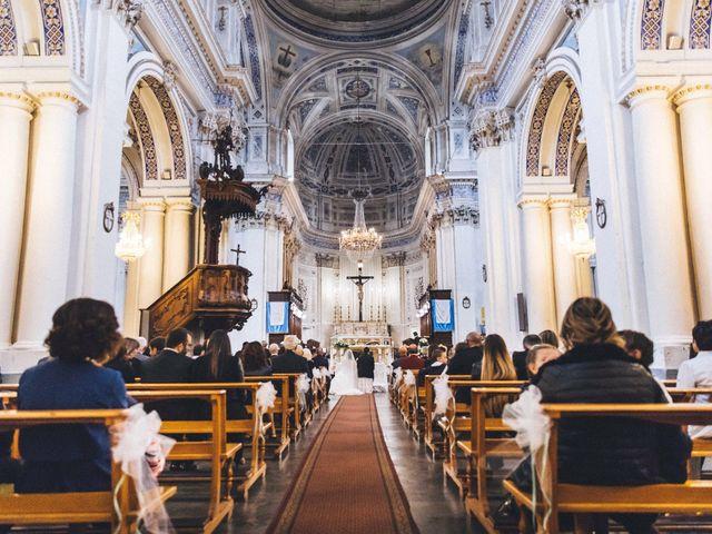 Il matrimonio di Mario e Adriana a Ragusa, Ragusa 17