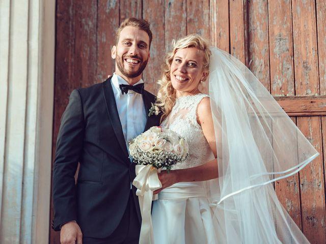 Le nozze di Isabella e Emiliano