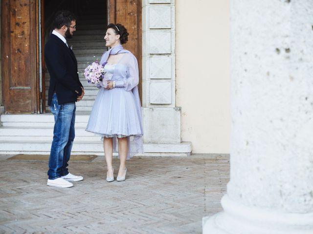 Il matrimonio di Yuri e Silvia a Bertinoro, Forlì-Cesena 38