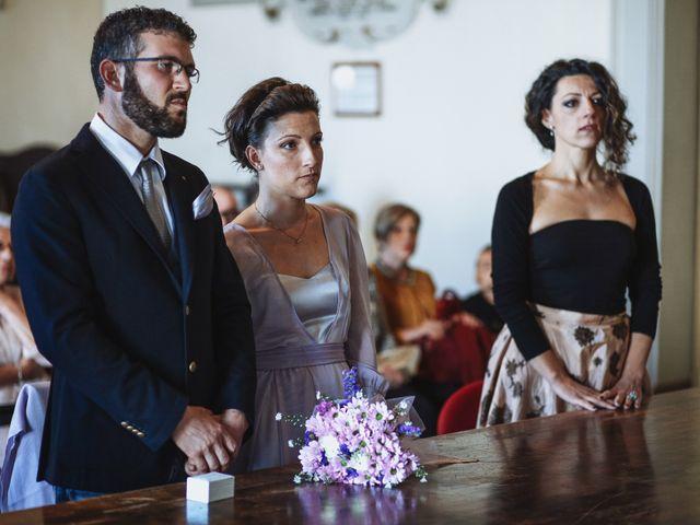 Il matrimonio di Yuri e Silvia a Bertinoro, Forlì-Cesena 43