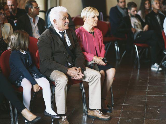 Il matrimonio di Yuri e Silvia a Bertinoro, Forlì-Cesena 44
