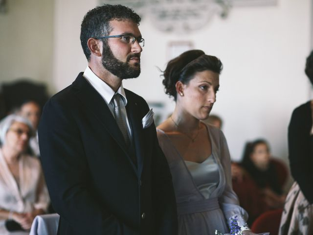 Il matrimonio di Yuri e Silvia a Bertinoro, Forlì-Cesena 45