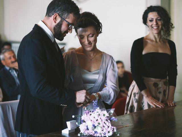 Il matrimonio di Yuri e Silvia a Bertinoro, Forlì-Cesena 48