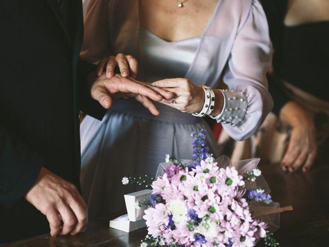 Il matrimonio di Yuri e Silvia a Bertinoro, Forlì-Cesena 50