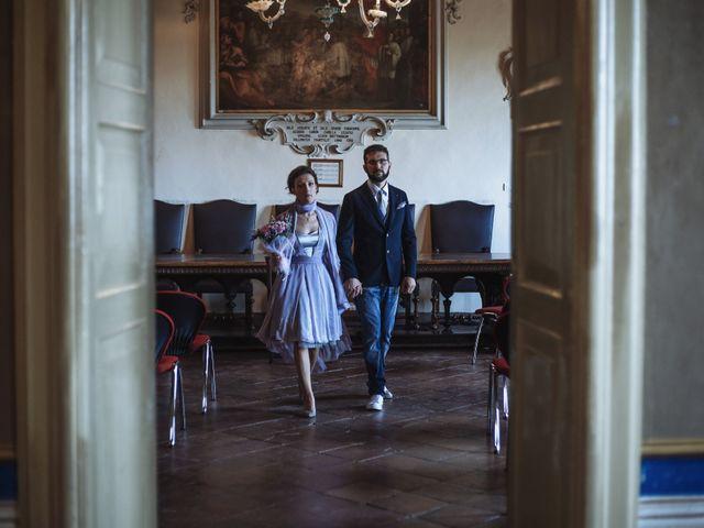 Il matrimonio di Yuri e Silvia a Bertinoro, Forlì-Cesena 54
