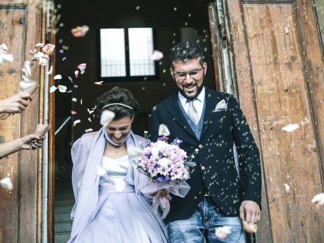 Il matrimonio di Yuri e Silvia a Bertinoro, Forlì-Cesena 57