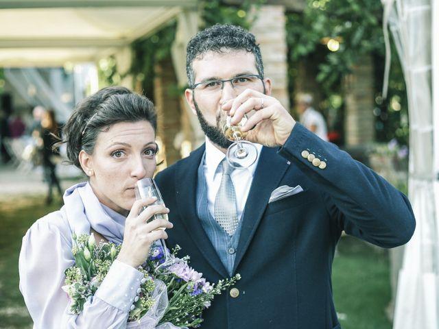 Il matrimonio di Yuri e Silvia a Bertinoro, Forlì-Cesena 64