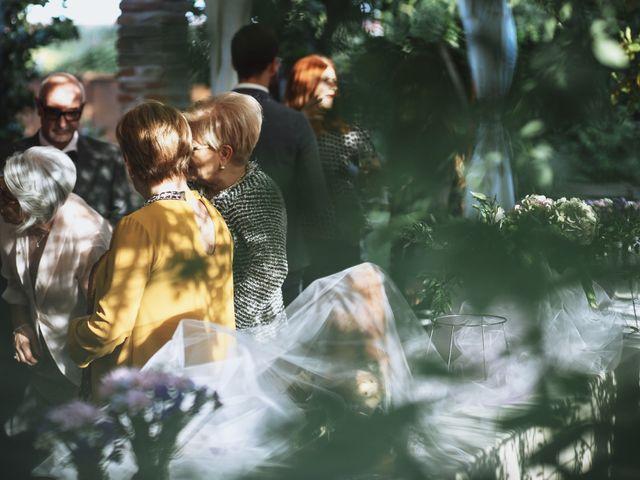 Il matrimonio di Yuri e Silvia a Bertinoro, Forlì-Cesena 73