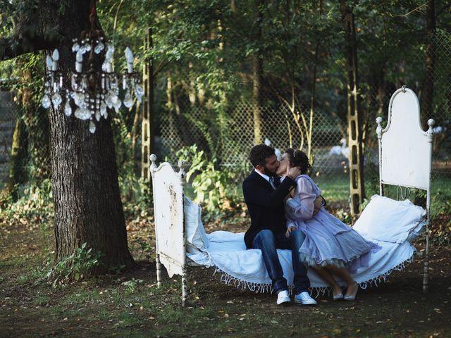 Il matrimonio di Yuri e Silvia a Bertinoro, Forlì-Cesena 75