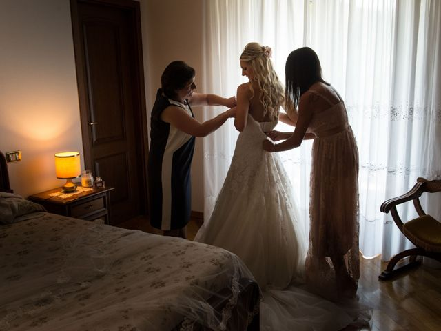 Il matrimonio di Sara e Diego a Trescore Balneario, Bergamo 7