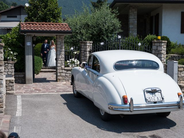 Il matrimonio di Sara e Diego a Trescore Balneario, Bergamo 14