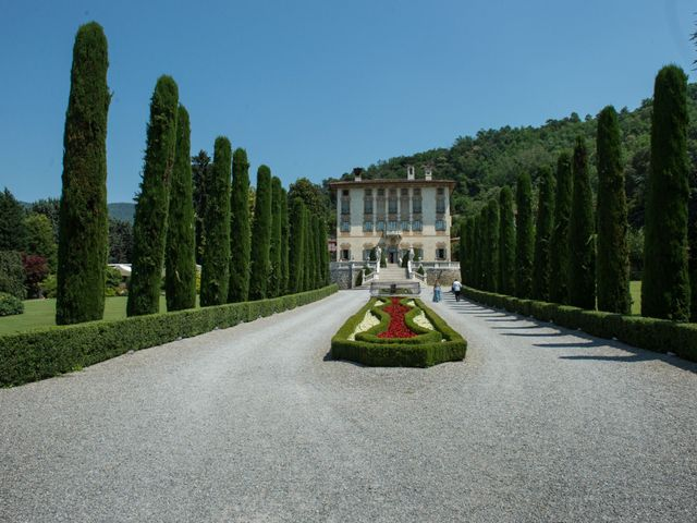 Il matrimonio di Sara e Diego a Trescore Balneario, Bergamo 15