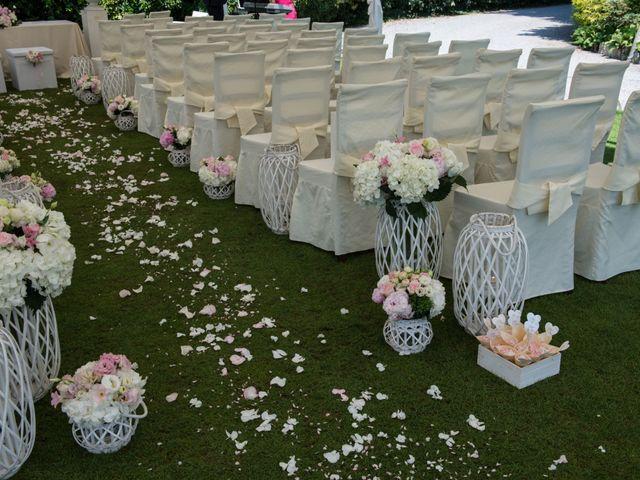Il matrimonio di Sara e Diego a Trescore Balneario, Bergamo 18