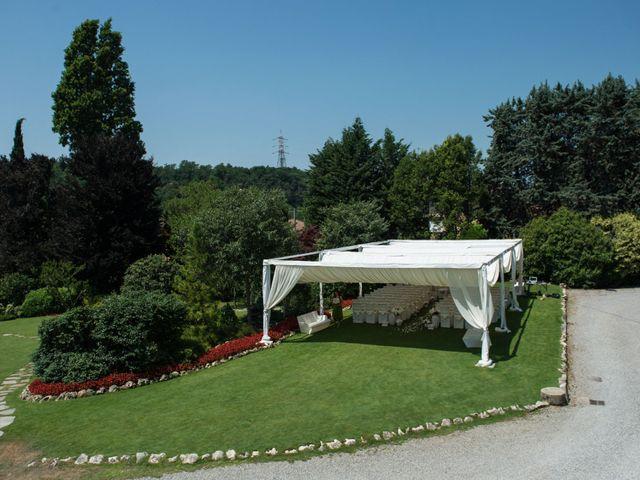 Il matrimonio di Sara e Diego a Trescore Balneario, Bergamo 19