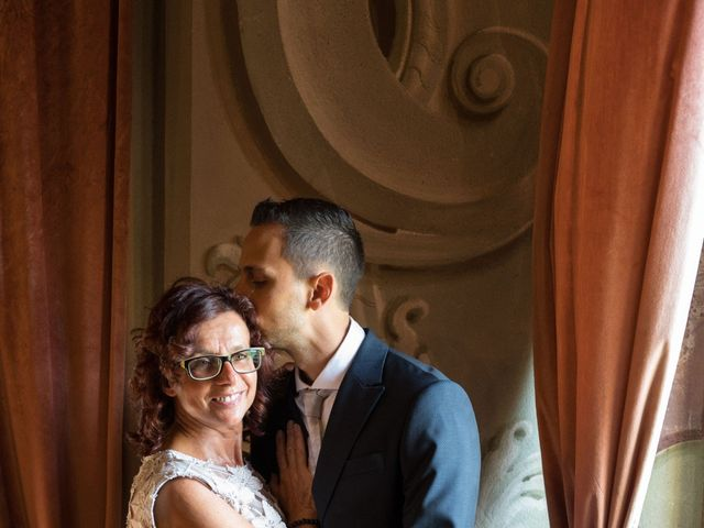 Il matrimonio di Sara e Diego a Trescore Balneario, Bergamo 26