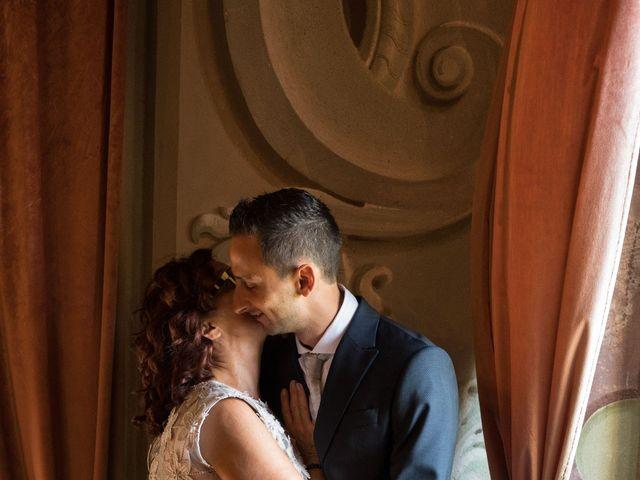 Il matrimonio di Sara e Diego a Trescore Balneario, Bergamo 27