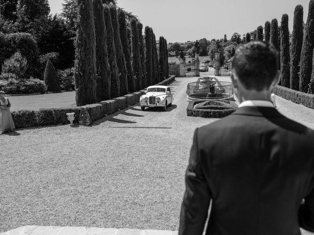 Il matrimonio di Sara e Diego a Trescore Balneario, Bergamo 28