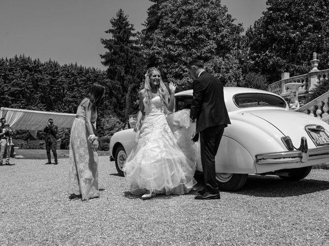 Il matrimonio di Sara e Diego a Trescore Balneario, Bergamo 29
