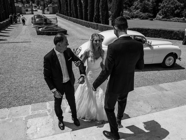 Il matrimonio di Sara e Diego a Trescore Balneario, Bergamo 30