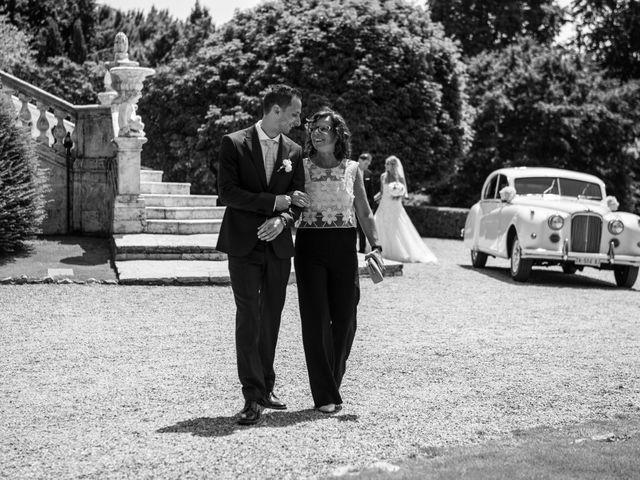 Il matrimonio di Sara e Diego a Trescore Balneario, Bergamo 33