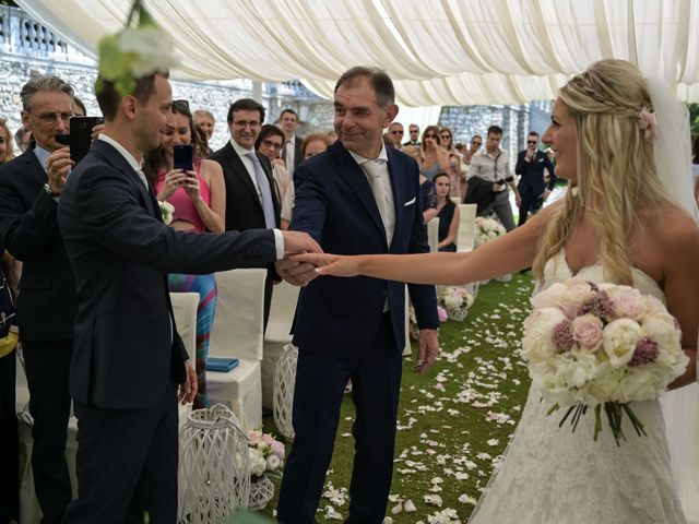 Il matrimonio di Sara e Diego a Trescore Balneario, Bergamo 36
