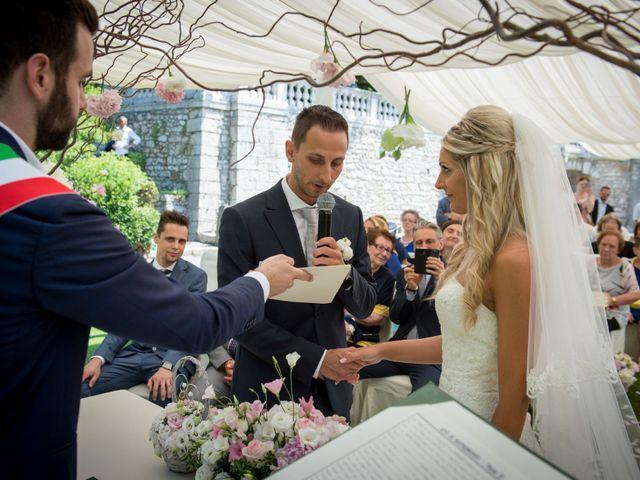 Il matrimonio di Sara e Diego a Trescore Balneario, Bergamo 41