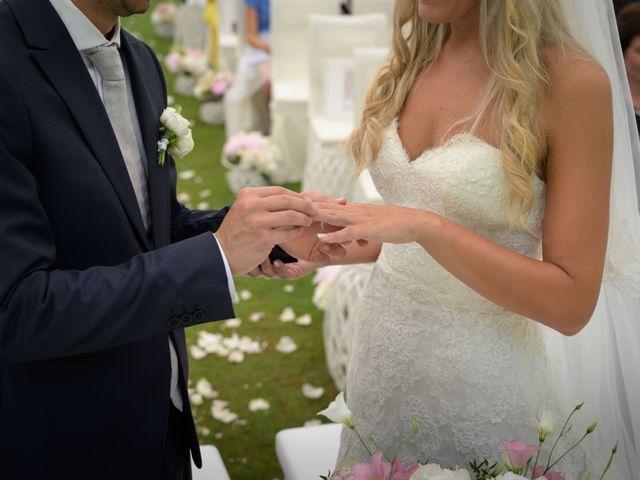 Il matrimonio di Sara e Diego a Trescore Balneario, Bergamo 43