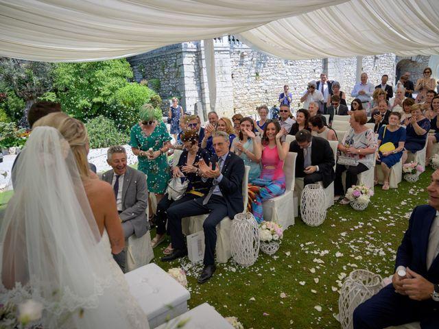 Il matrimonio di Sara e Diego a Trescore Balneario, Bergamo 49