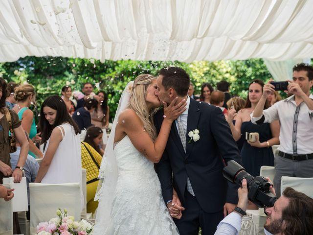 Il matrimonio di Sara e Diego a Trescore Balneario, Bergamo 51