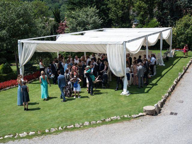 Il matrimonio di Sara e Diego a Trescore Balneario, Bergamo 52