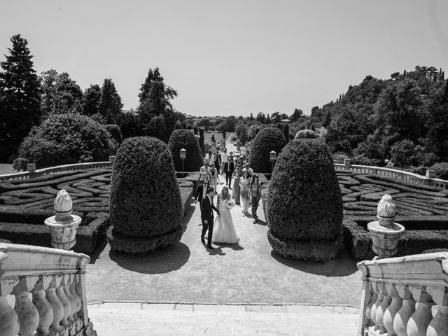 Il matrimonio di Sara e Diego a Trescore Balneario, Bergamo 53