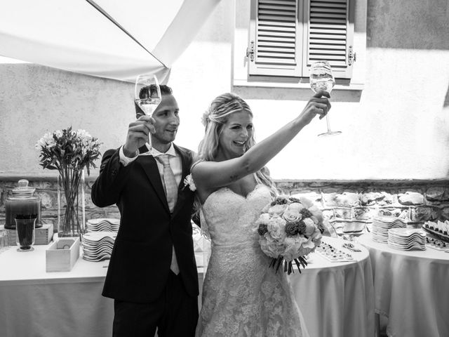 Il matrimonio di Sara e Diego a Trescore Balneario, Bergamo 54