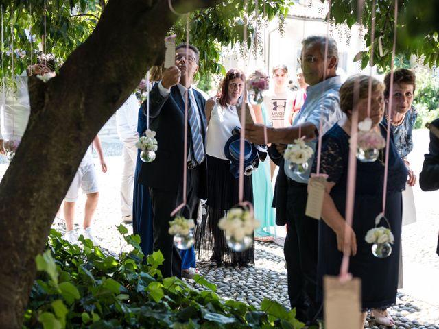 Il matrimonio di Sara e Diego a Trescore Balneario, Bergamo 57