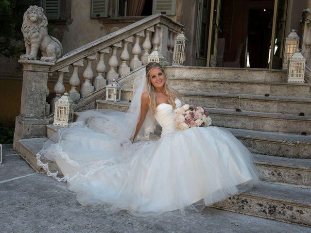 Il matrimonio di Sara e Diego a Trescore Balneario, Bergamo 59