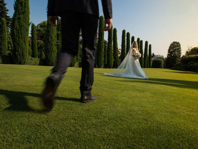 Il matrimonio di Sara e Diego a Trescore Balneario, Bergamo 69