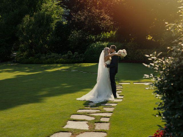 Il matrimonio di Sara e Diego a Trescore Balneario, Bergamo 70