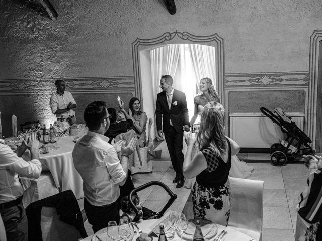 Il matrimonio di Sara e Diego a Trescore Balneario, Bergamo 71