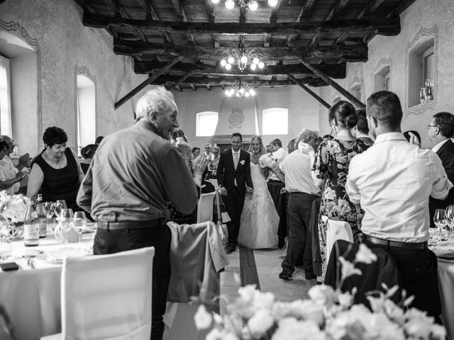 Il matrimonio di Sara e Diego a Trescore Balneario, Bergamo 72