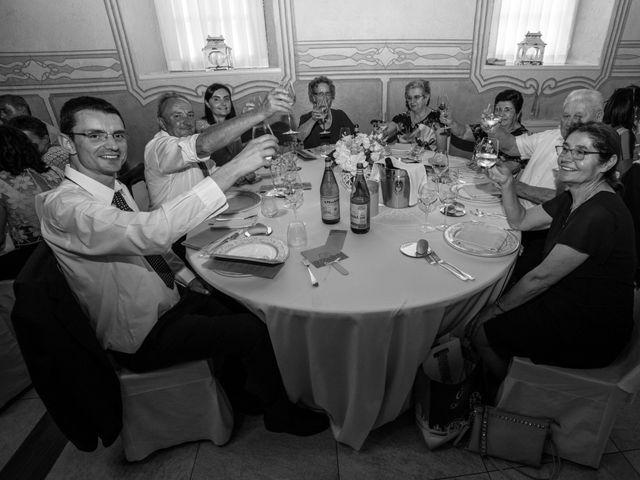Il matrimonio di Sara e Diego a Trescore Balneario, Bergamo 73