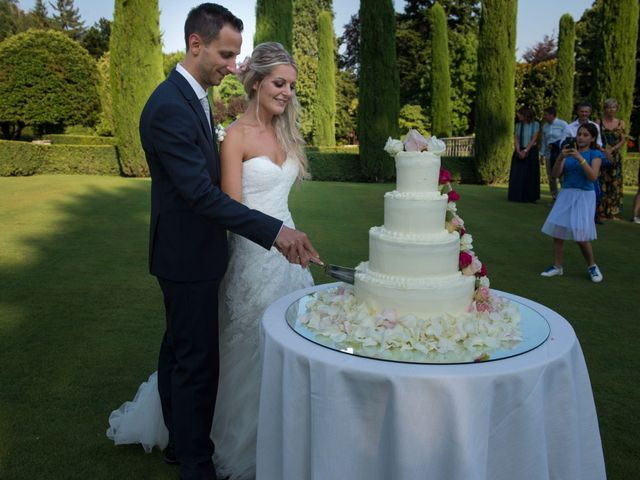 Il matrimonio di Sara e Diego a Trescore Balneario, Bergamo 78